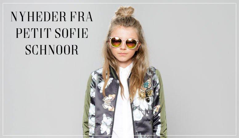 Flotte nyheder fra Petit Sofie Schnoor