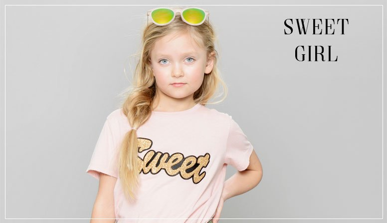 Amazing kidswear
